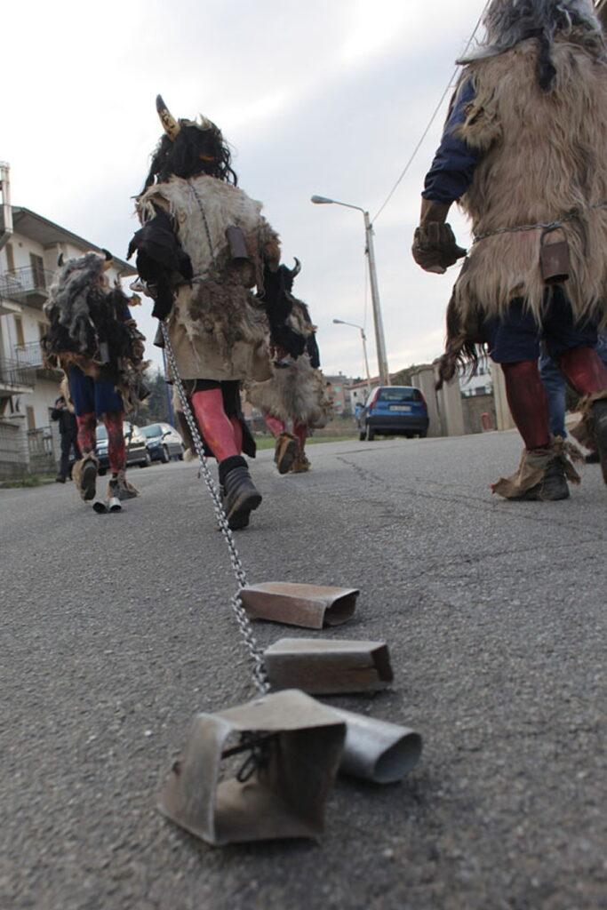 I Diavoli di San Demetrio Corone - foto Angelo Maggio - 2010
