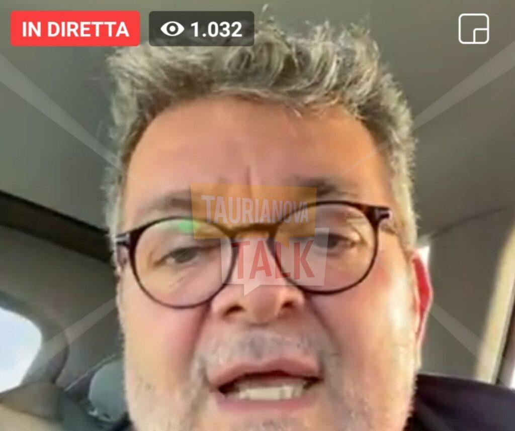 Il 7 la campanella suona a casa - Il presidente f.f. della Regione Calabria.