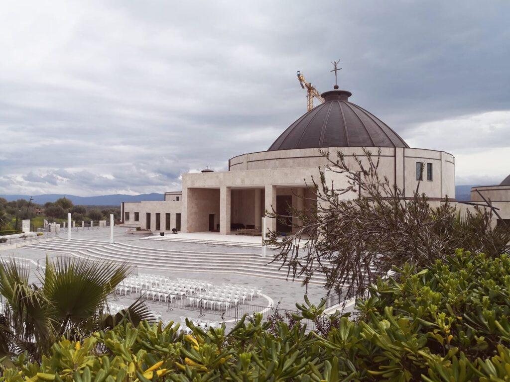Natuzza Evolo - Chiesa Paravati - Cuore Immacolato di Maria Rifugio delle Anime