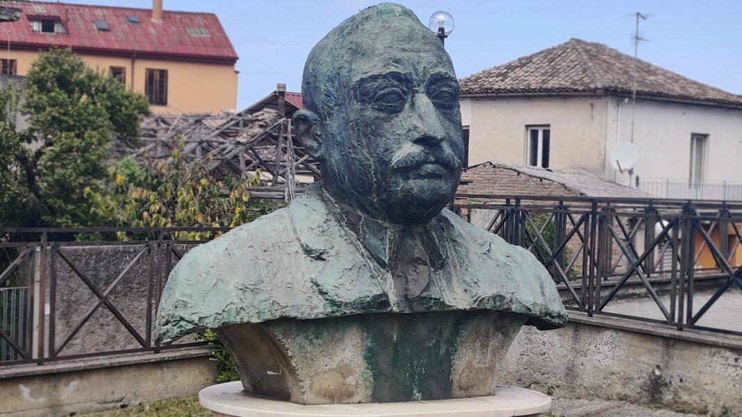 Busto di Francesco Sofia Alessio - Taurianova