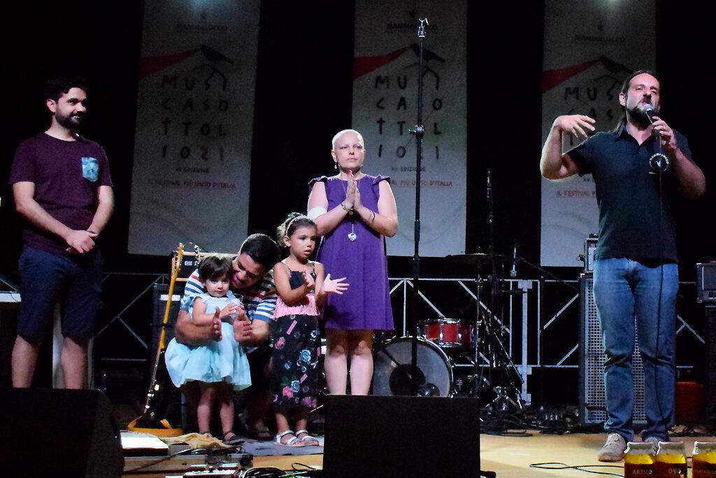 Musica Sottolio, il palco più unto d'Italia intitolato a Salvatore Muratore