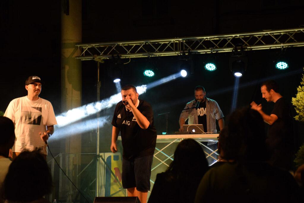 Restart Festival - 13 agosto 2021 - Kento + Mad Simon live (Foto Stella Scionti)