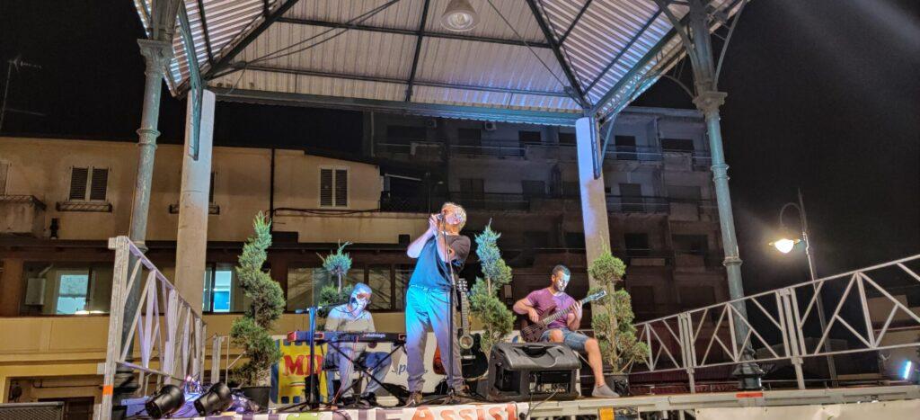 Restart Festival - 11 agosto 2021 - Nino Quaranta Maniera d'Autore trio