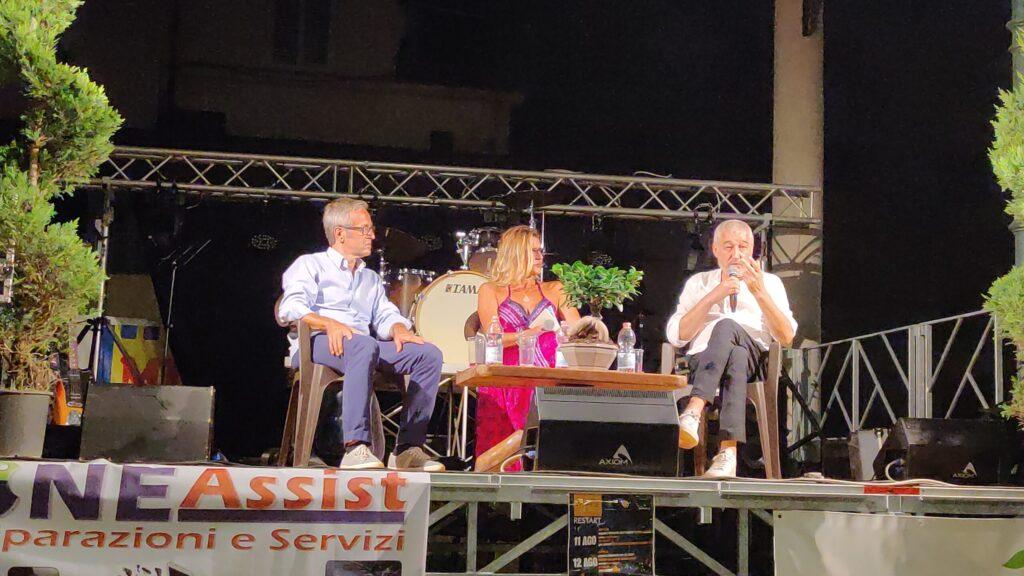 Restart Festival - 12 agosto 2021 - Antonio Salavati, Giulia Vocaturo, Michele Caccamo
