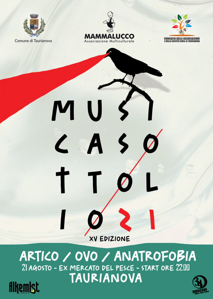 Locandina Ufficiale di Musica Sottolio XV edizione